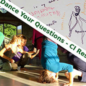 Dance Your Questions - Flyer